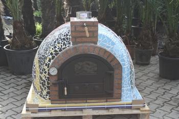 Exklusive Ofen Mosaik
