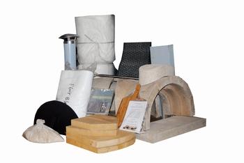 DIY-kit Amalfi Entertainer oven