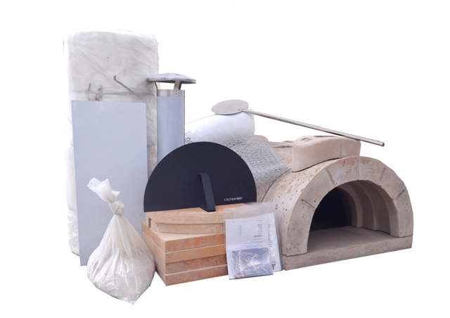 DIY- KIT Amalfi AD100 oven