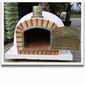 Ofen Livorno 100 cm mit höhe Tür