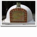 Oven Livorno 120 cm met hoge deur