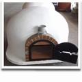 Ofen Bologna Basic 150 cm Extra Isoliert