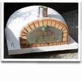 Ofen Pisa 110 cm mit breite Tür