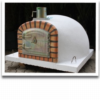 Oven Livorno 110 cm met hoge deur