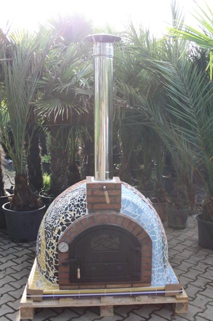 Exclusieve oven Mozaïek