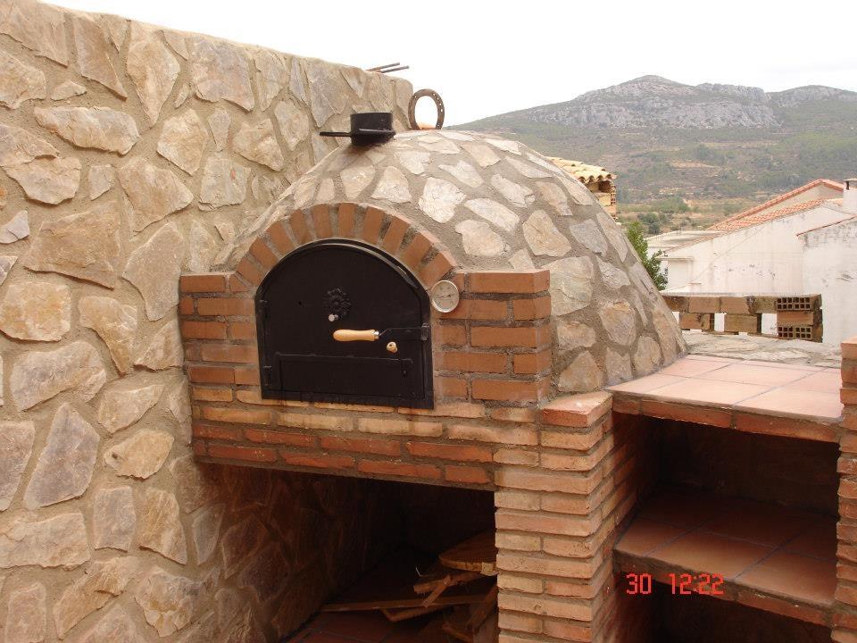 Oven Exclusivo Natuursteen