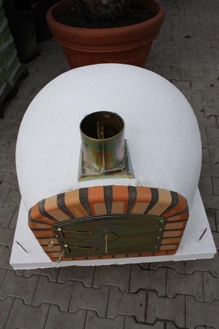 Oven Livorno 100 cm met hoge deur