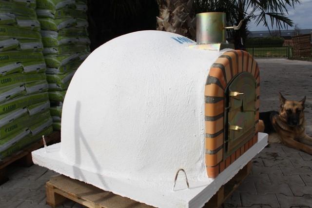 Oven Livorno 100 cm met hoge deur UITVERKOCHT