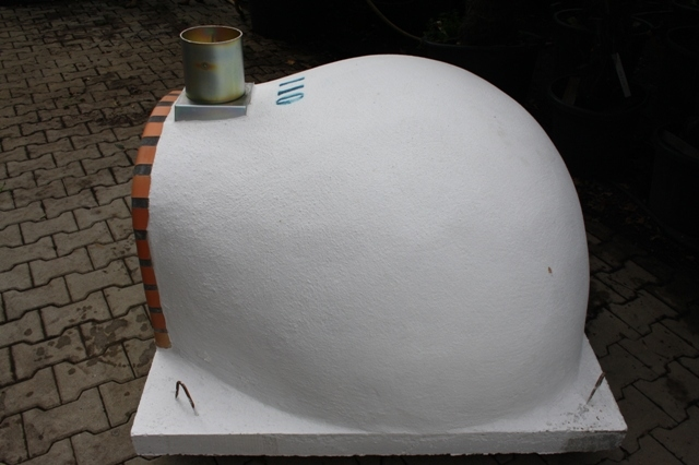 Ofen Livorno 110 cm mit höhe Tür
