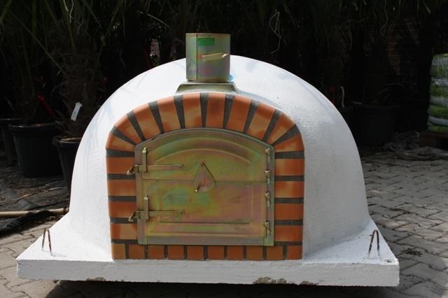 Ofen Livorno 120 cm mit höhe Tür