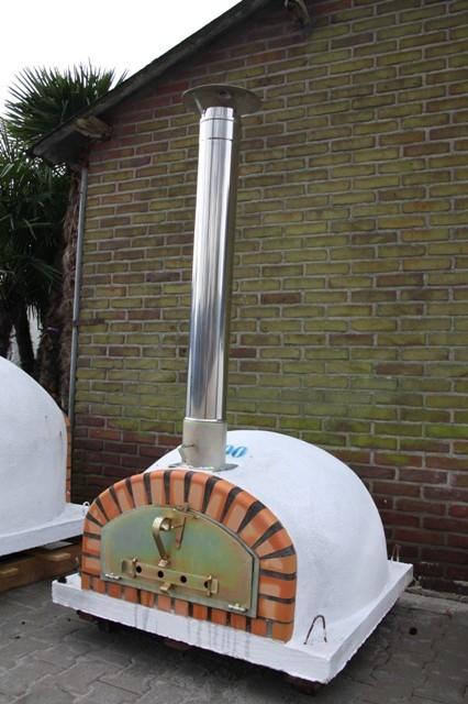 Oven Pisa 100 cm met brede deur UITVERKOCHT
