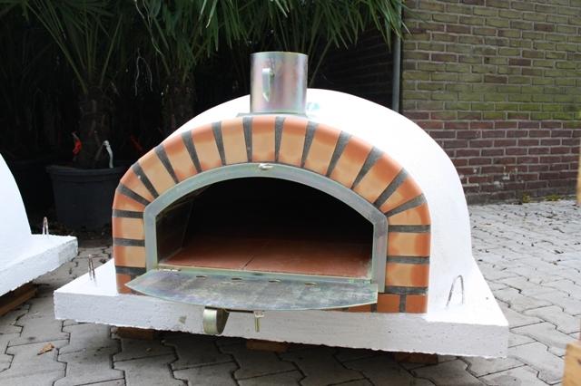 Oven Pisa 110 cm met brede deur UITVERKOCHT