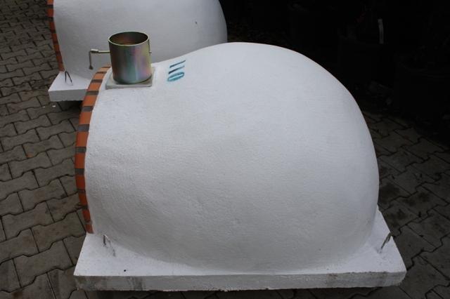 Oven Pisa 110 cm met brede deur