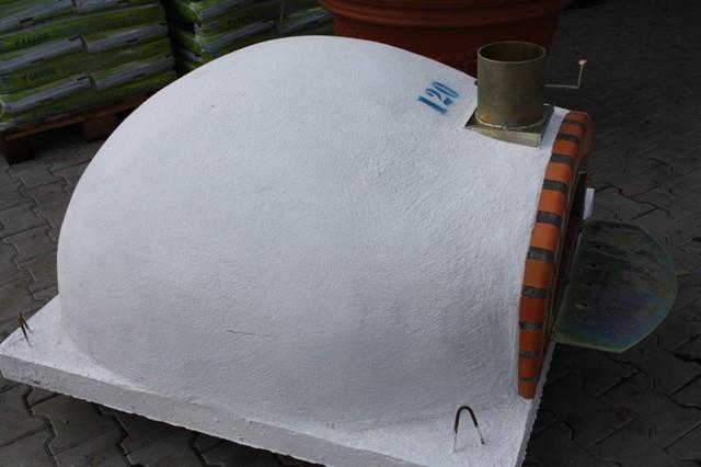 Oven Pisa 120 cm met brede deur TIJDELIJK UITVERKOCHT