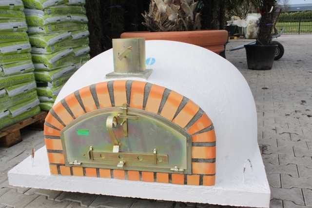 Oven Pisa 120 cm met brede deur UITVERKOCHT