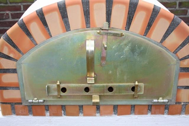 Oven Pisa 90 cm met brede deur UITVERKOCHT