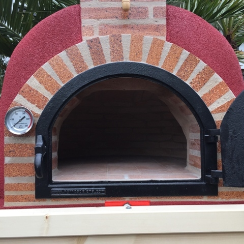 Pizzaoven Traditional brick 100/70