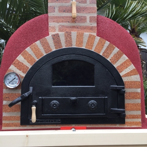 Pizzaoven Traditional Brick 100/70cm