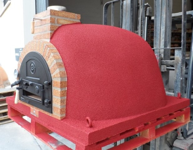 Pizzaoven Traditional Brick 120/80