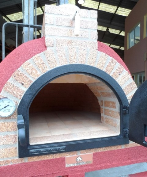 Pizzaoven Traditional Brick 120/80cm