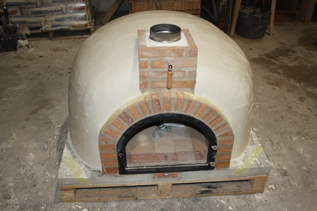Pizzaoven Traditional Brick 120/90