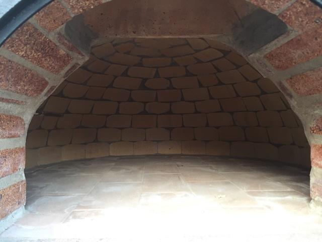 Pizzaoven Traditional Brick High Alumina NIEUW!