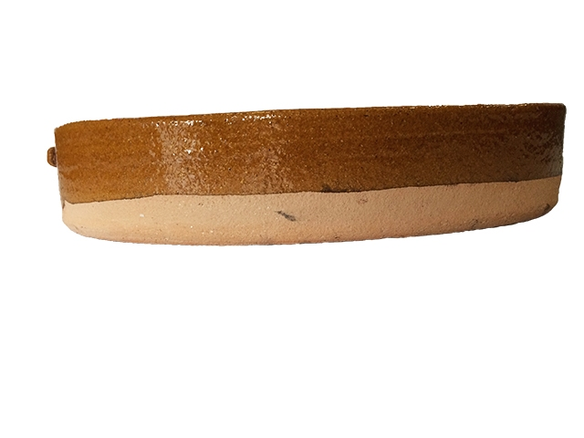 Vuurvaste ovenschaal ovaal - lengte 40 cm
