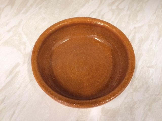 Vuurvaste ovenschaal rond /  diameter 20cm