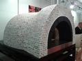 Amalfi Ofen AD90 gefliest - Exklusive variante von AD90 Ofen