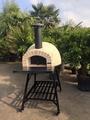Amalfi Mediterranean oven AD70 REAL brick