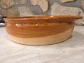Vuurvaste ovenschaal rond / diameter 25 cm
