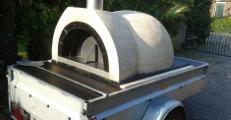 Pizzaoven huren? Verhuur van een Amalfi Steenoven in Weert, Nederweert, Limgburg enz!